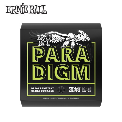 PARADIGM REGULAR SLINKY ELECTRIC GUITAR STRINGS