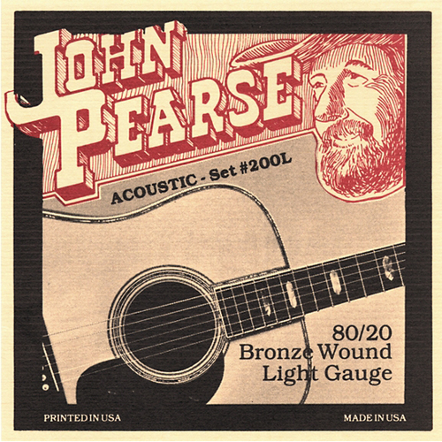 John Pearse (존피어스) 80/20 Bronze Light