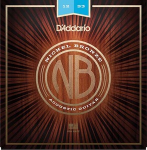 D'Addario Nickel Bronze Light