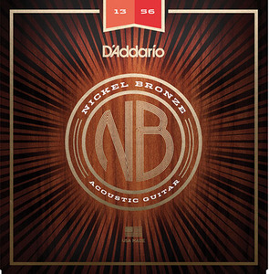 D'Addario Nickel Bronze MEDIUM