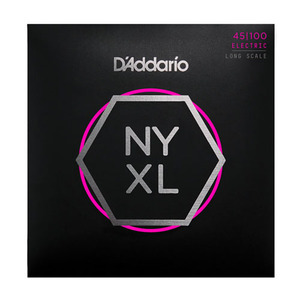 D'Addario ELECTRIC BASS GUITAR STRING NYXL45100