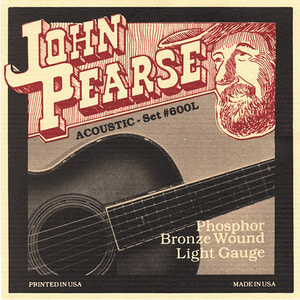 John Pearse (존피어스) Phosphor Bronze Light