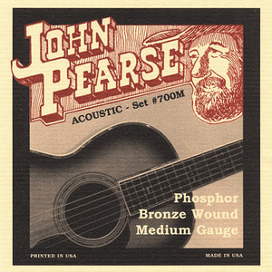 John Pearse (존피어스) Phosphor Bronze Medium