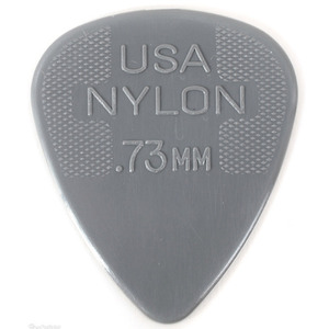 Dunlop Nylon Pick 0.73mm