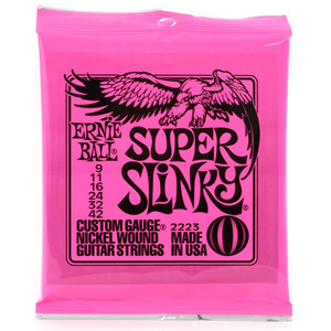ERNIE BALL Nickel Wound Electric Slinky 009